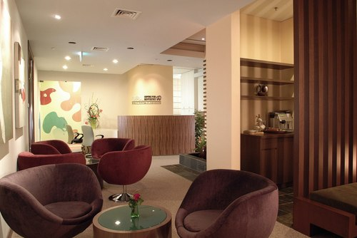 GPA dental clinic at Parkview Square in Singapore.