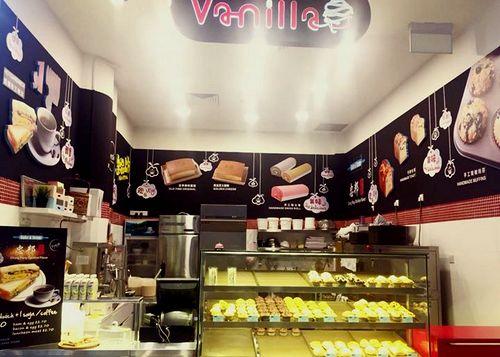 Vanilla Pastry - Bakery shop in Singapore.