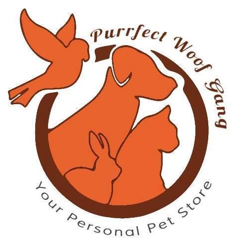 Purrfect Woof Gang pet store at Bukit Panjang Plaza mall in Singapore.
