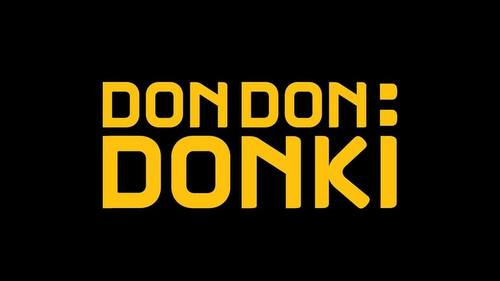 Don Don Donki Singapore.