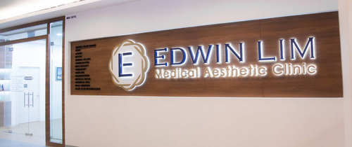 Edwin Lim Medical Aesthetic Clinic in Singapore.