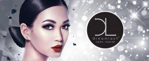 Dreamlash Korea Singapore.
