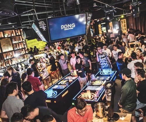 Pong Singapore.