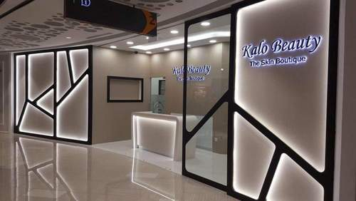 Kalo Beauty salon at Eastpoint Mall in Singapore.