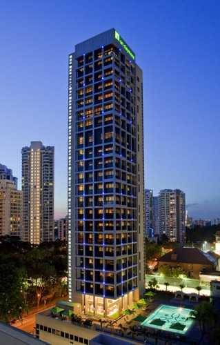 8 on Claymore Serviced Apartments in Singapore.