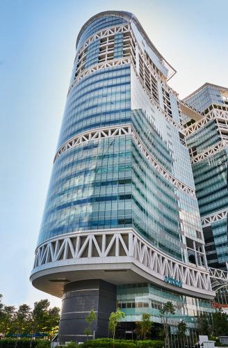 Citadines Fusionopolis Singapore.