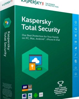 Kaspersky Total Security 2021 3 PC 1 Year Global Key