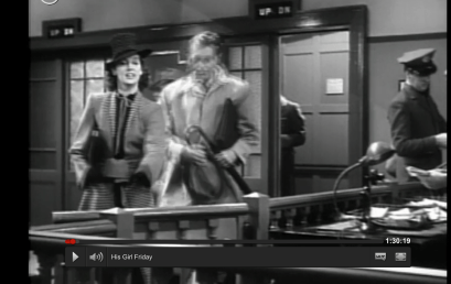 Screen-shotted a gang of black and white films, god, their fashion is impeccable from the time.