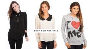 Shop the latest in top fashions from @Stanzino.com.