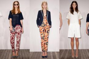 The latest sexy-factors introduced by J.Crew in New York for SS14. How gorgeous.