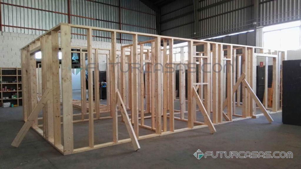 Estructura Casas Prefabricadas De Madera – Casas
