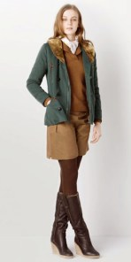 Shawl-Collar Pullover
