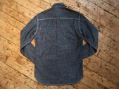 1920's Chambray Work Shirt
