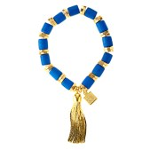 Jenny Bird Tibetove Tassel Bracelet
