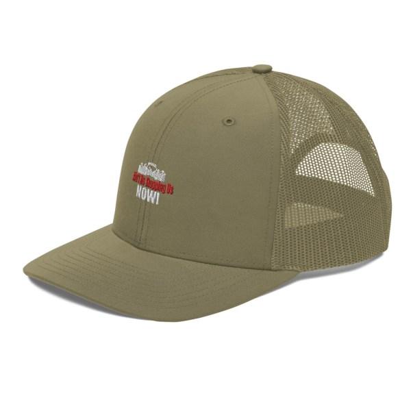 snapback trucker cap loden 5feb83f962d7a