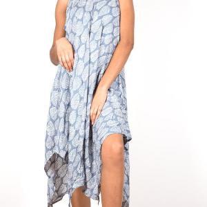 women's handkerchief dress