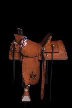 Rick C. Bean Saddle Americano