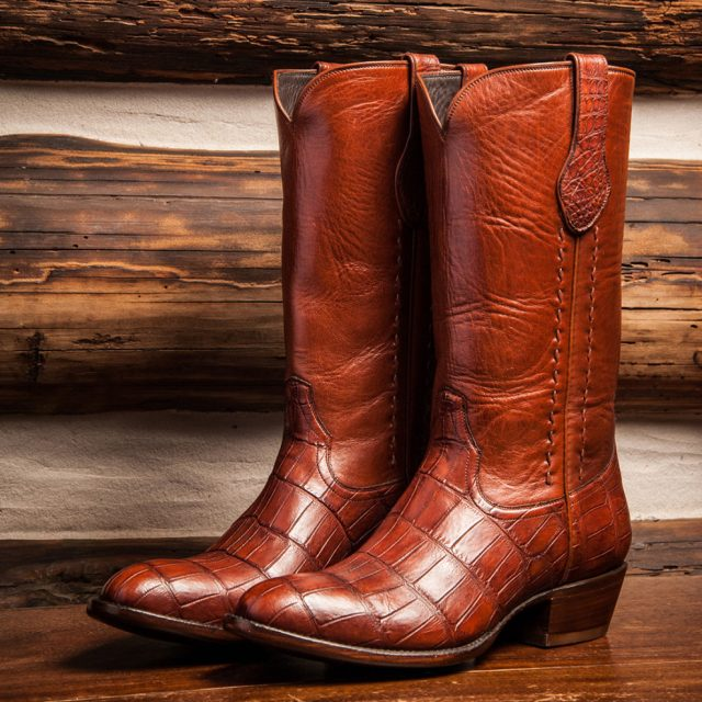"ec22f9255a3b It was with humble beginnings that Pedro began his love affair with cowboy  boots. ""As a young man"