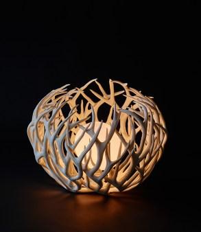 Floor Lamp by Shawn Rivett Designs