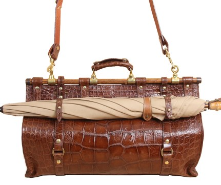 No3GripBag_Alligator_ID001_BackWithUmbrella