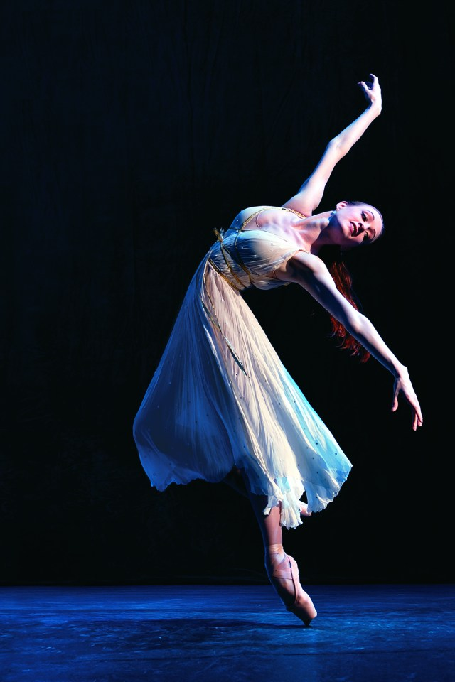 Gillian Murphey is a Principal Dancer at American Ballet Theatre (New York City)