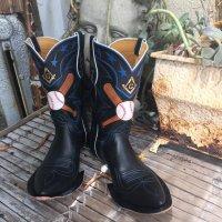 Motörhead and Mule Ears: The Cowboy Boot Mojo of Pascal Davayat's Hollywood Riff Raff