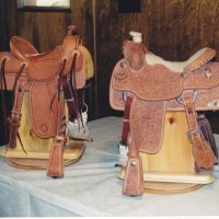 Saddle Maker Wilford Lewis: The Long Haul in His Own Words