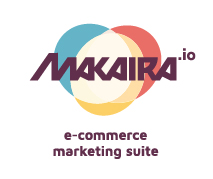Logo: Makaira.io - e-commerce marketing suite