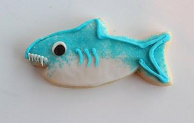 Shark Cookie