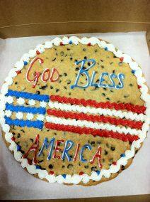 ' JU God Bless America