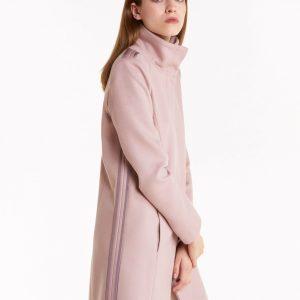 Abbigliamento Patrizia Pepe  Cappotto in panno di lana Wood Rose female collezione 2020 shop the look