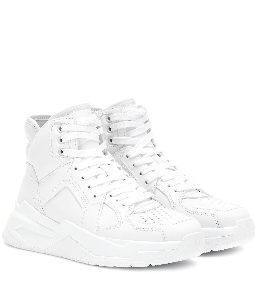 Sneakers in pelle female
