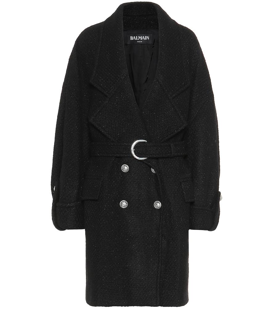 Cappotto in lana female