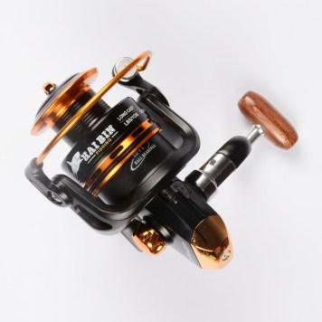 Fishing Spinning Reel 12+1 Bearing Balls Spinning reel Super Strong fishing reel 5.5:1 Carp Fishing Spinner For Fishing