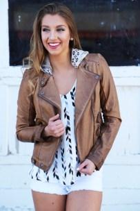 Arizona Bound Leather Jacket