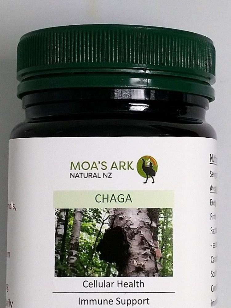 Chaga Mushroom NZ