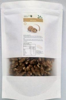 Walnuts NZ Grown Halves Natural Crunchy 200 gram