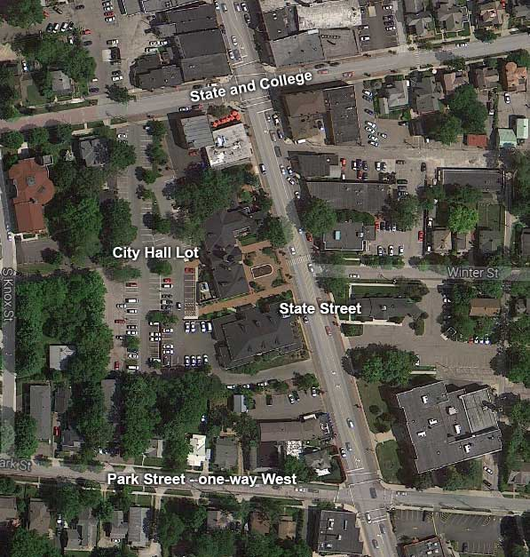 Parking in Uptown Westerville - The Best Spots