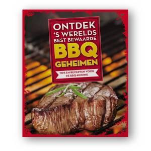 BBQ Receptenboek - Hét boek voor iedere BBQ-liefhebber!