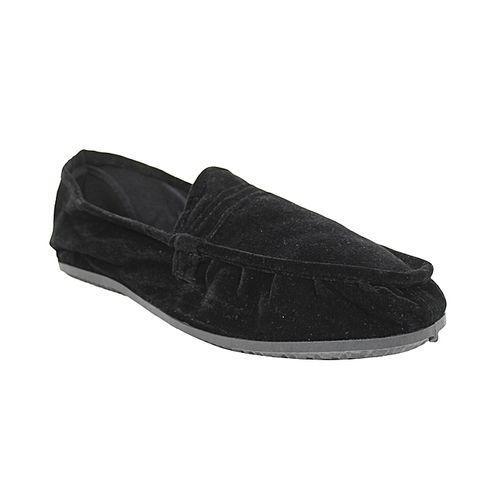 Goodluck Suede Shoe Black