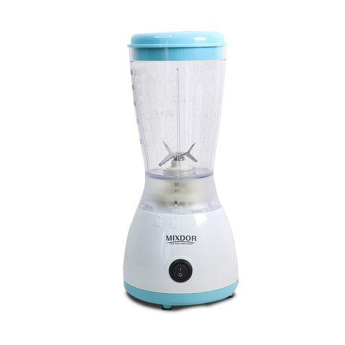 Mixdor Mini Blender – 280W White/Blue