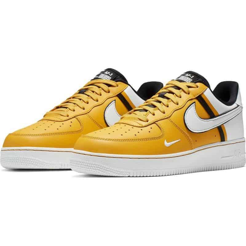 Nike Air Force 1 LV8 Yellow/White