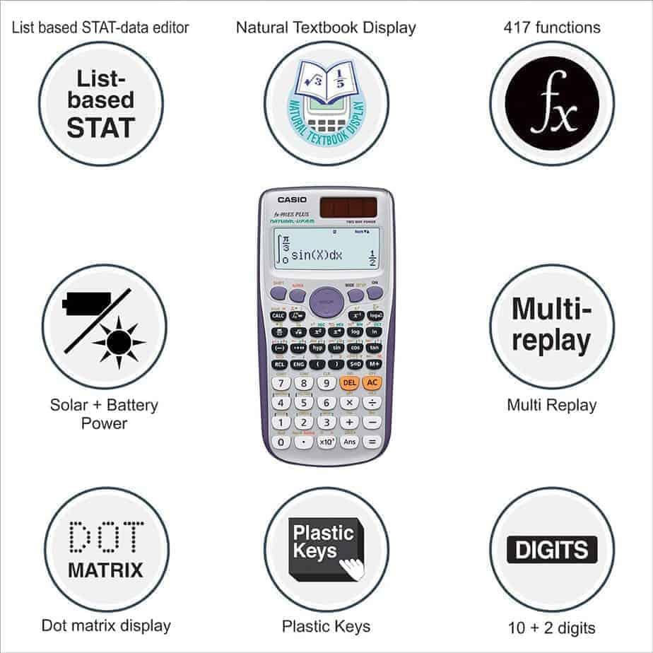 Scientific Calculator Version E