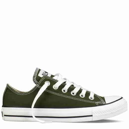 Army Green Converse All Star   Shop