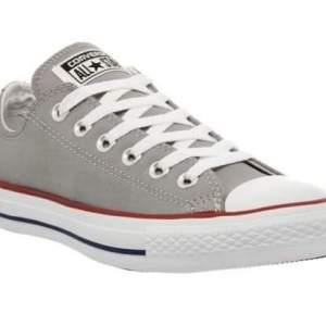 Gray Converse All Star