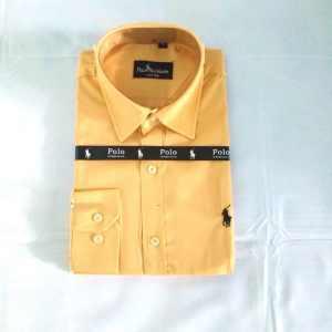 Polo White Long Sleeve Shirt