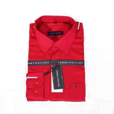 Polo Red Long Sleeve Shirt