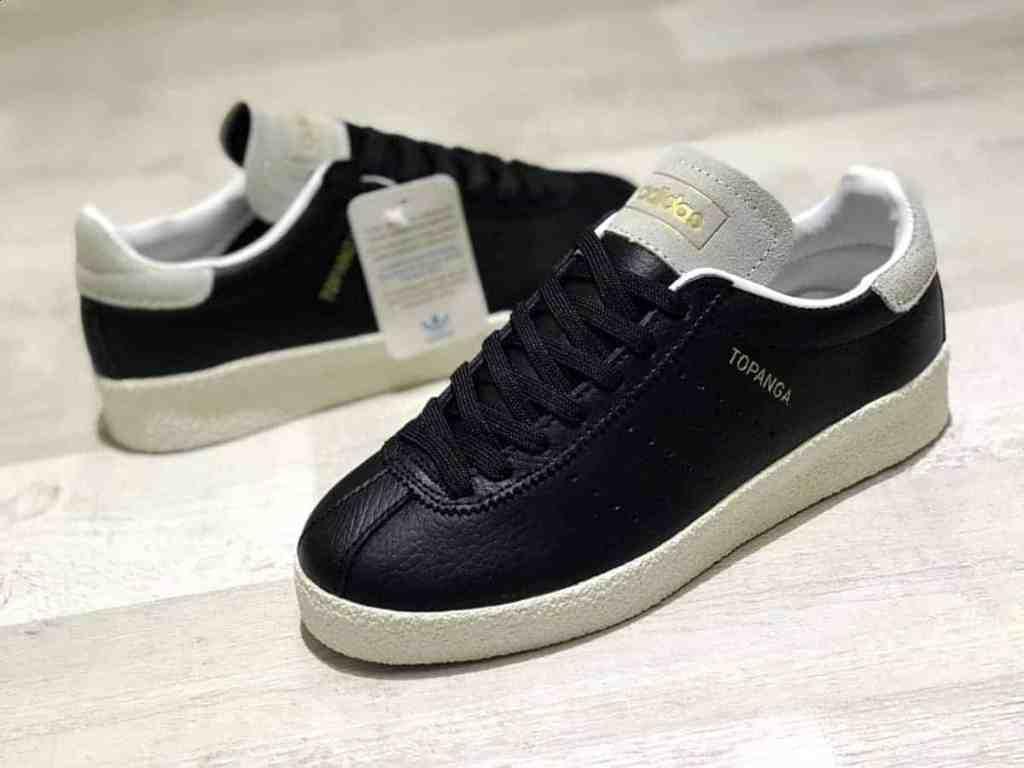 Adidas Originals Topanga Cream/Black