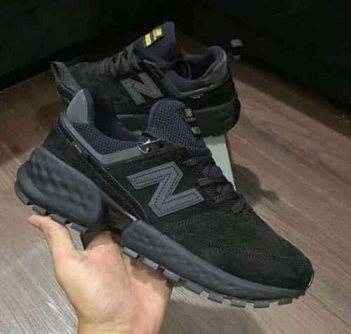 New Balance 574 V2 Sport  All Black