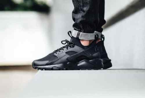 Nike Huarache Ultra Triple Black